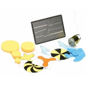 Kit solar educativo para armar