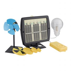 Kit solar educativo de 3 celdas